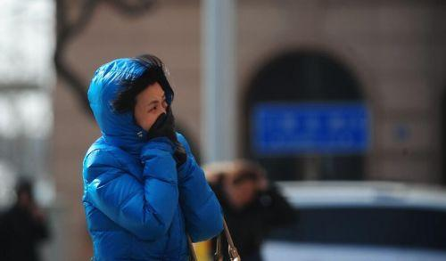 寒潮蓝色预警!14日至17日多地降温超10℃