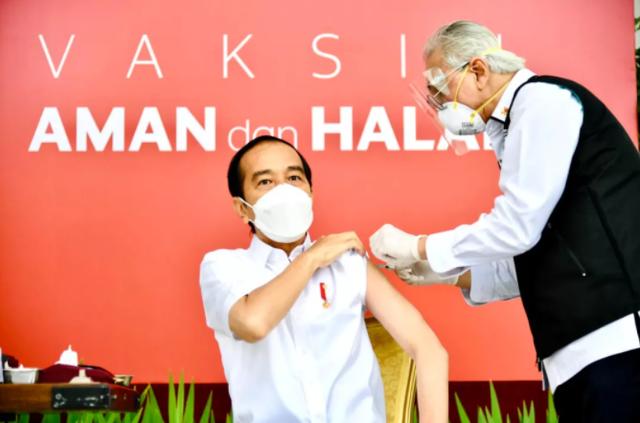 多位外国领导人选择接种中国新冠疫苗