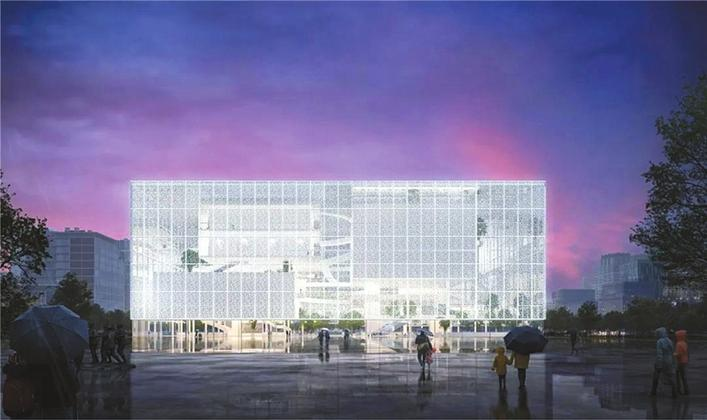 深圳改革开放展览馆设计方案出炉