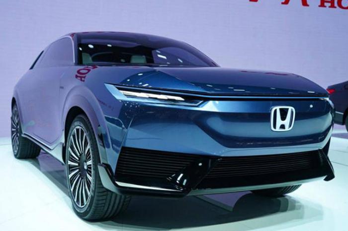 本田e:concept量产原型车将首发亮相上海车展