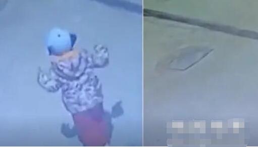 江苏3岁男童被姥姥带去超市却突然消失 监控还原可怕瞬间