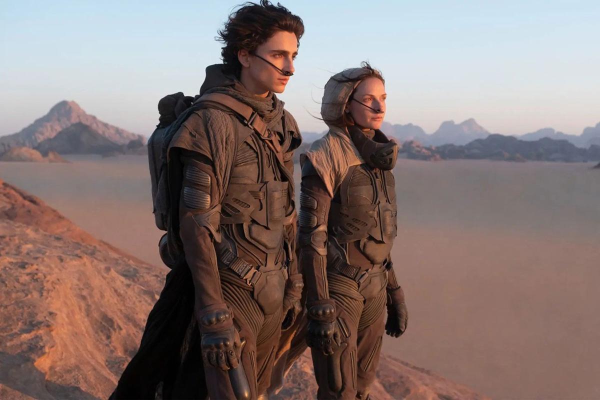 《Dune》制作公司 Legendary Entertainment 计画控告 Warner Bros.
